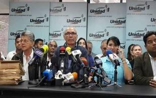 Ismael García exigió a comisión electoral dar resultados de las primarias