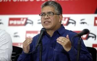 Jaua asegura que irán al diálogo para alzar la voz del pueblo venezolano