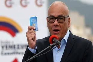 Jorge Rodríguez: Bases comiciales encierran absoluta limpieza técnica
