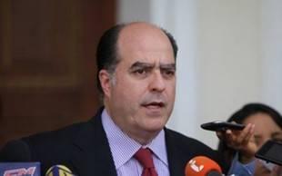 Julio Borges: La prioridad en el diálogo es el canal humanitario