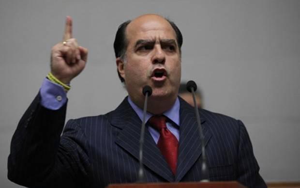 Julio Borges rechazó invitación del presidente Maduro para reunirse en Miraflores