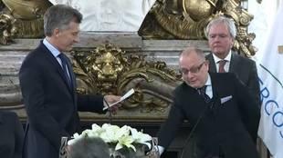 Con la misión de buscar una mayor inserción argentina en el mundo asumió Faurie