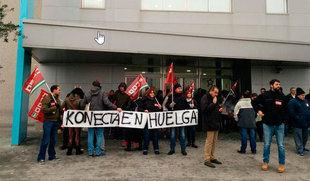 Konecta ampliará su centro de Valladolid y creará 163 nuevos puestos de trabajo