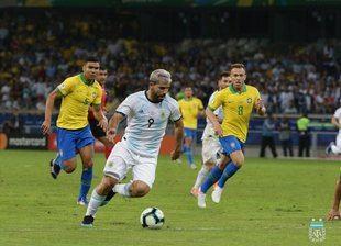 En su mejor partido de la Copa, Argentina no pudo contra el VAR y una mezquina selección brasilera