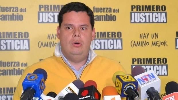 Juan Carlos Caldera: El liderazgo de la MUD se elegirá en un proceso de primarias