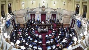La Corte avaló que el Senado sesione de manera virtual