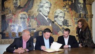 La memoria en la mira de la Diputación de La Coruña y la Federación de Sociedades Gallegas