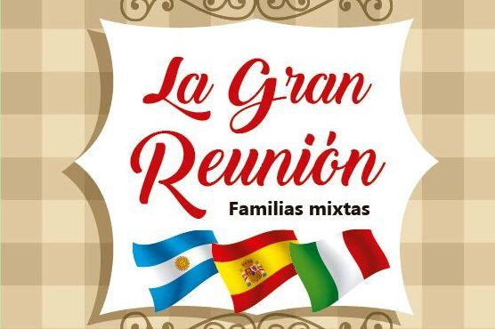 Las familias mixtas entre españoles italianos y argentinos unidas para un futuro mejor