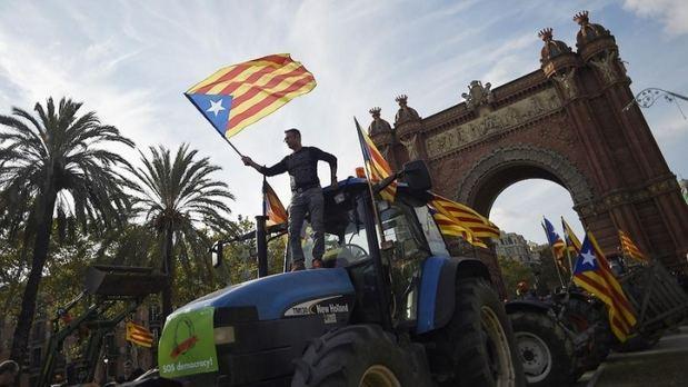 "La Justicia suspende la apertura de la ""embajada"" catalana en Argentina"