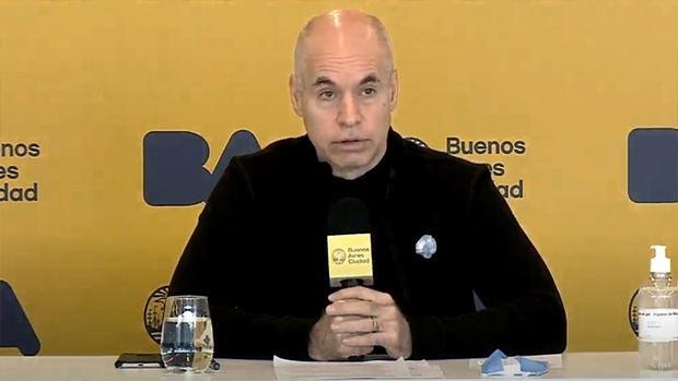 Larreta admitió que 'si la situación se complica restringiremos más las actividades'