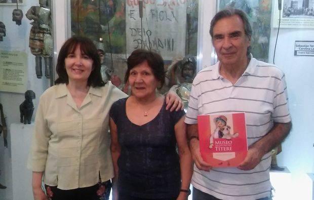 El Museo Argentino del Títere ya tiene su libro