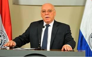 Canciller de Paraguay no asistirá al reinicio del diálogo en Dominicana