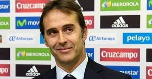 Julen Lopetegui será el entrenador del Real Madrid