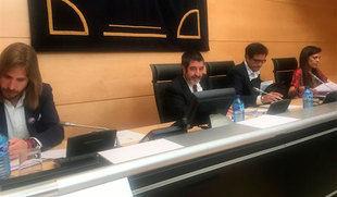 López cree que la 'estructura provincial' de las cajas impidió un proyecto 'hecho con luz y taquígrafos'