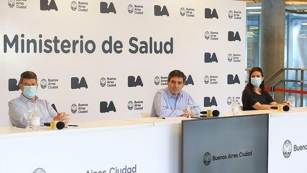 Los turistas tendrán que hacer test de PCR para ingresar a la Ciudad de Buenos Aires
