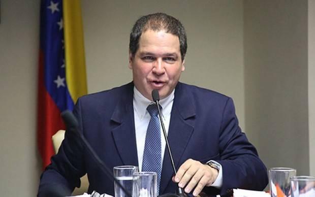 Luis Florido: No hemos planteado adelanto de elecciones presidenciales
