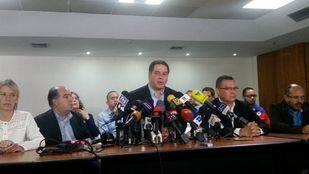 Luis Florido: Retomaremos diálogo con el Gobierno en Dominicana