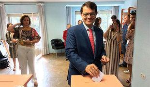 Mañueco afirma que el PP está dando 'el primer paso' para recuperar el Gobierno 'lo antes posible'