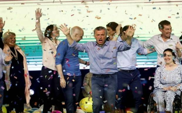 Argentina refrenda la gestión de Macri con apoyo en las legislativas