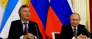 Argentina y Rusia sellan una agenda de cooperación bilateral
