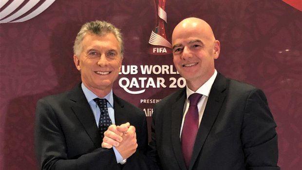 Contundentes críticas del ambiente del fútbol a la designación de Macri como presidente de la Fundación FIFA