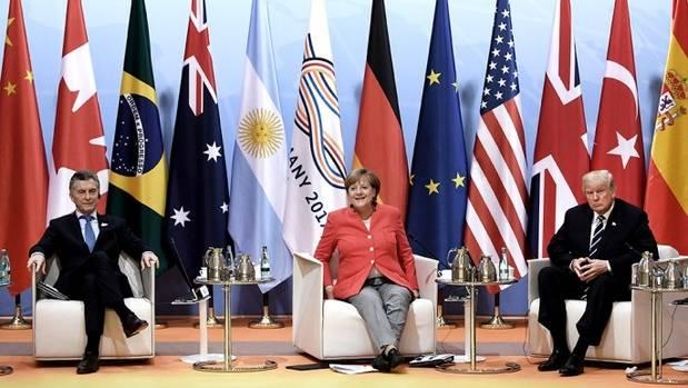 En el G-20 Macri pidió atención ante