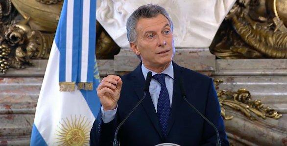 Macri apunta a cerrar un acuerdo entre el Mercosur y la UE en el segundo semestre