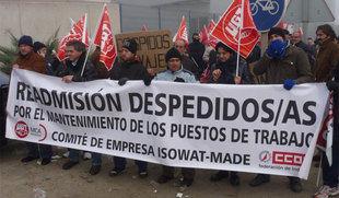 Made anuncia el cierre de su planta de Medina del Campo y el despido de sus más de cien trabajadores