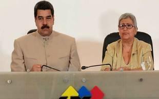 Maduro entregará este martes al CNE bases comiciales para la Constituyente