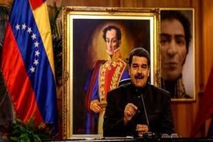 Maduro dice que Trump no puede ser