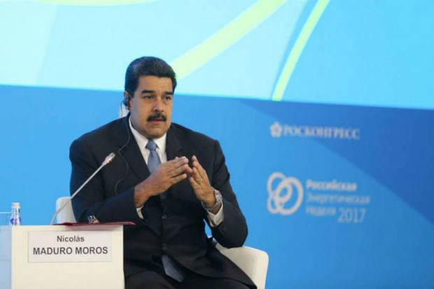 Presidente Maduro ratificó voluntad de Venezuela de estabilizar el mercado petrolero