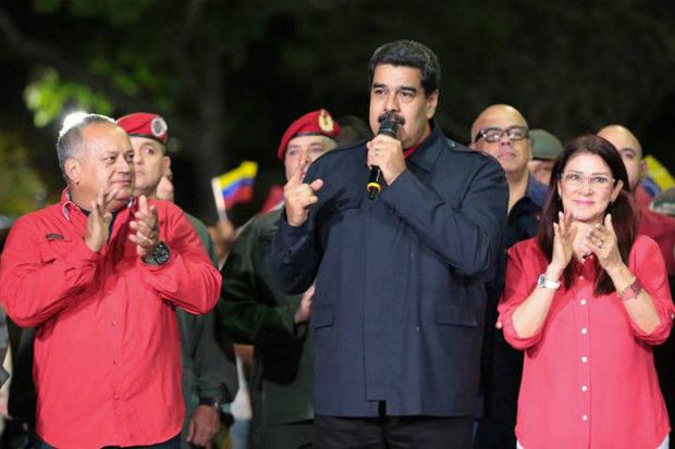 Presidente Maduro: Hemos ganado el 75% de las gobernaciones del país