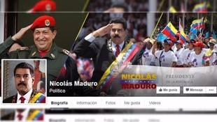 Maduro anuncia que usar� Facebook para