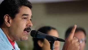 Maduro dice que activar� medidas econ�micas tras recibir respaldo del Supremo