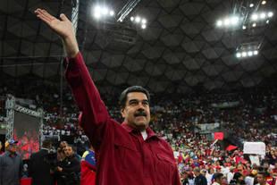 Maduro llamó a desmovilizar a grupos armados en protestas