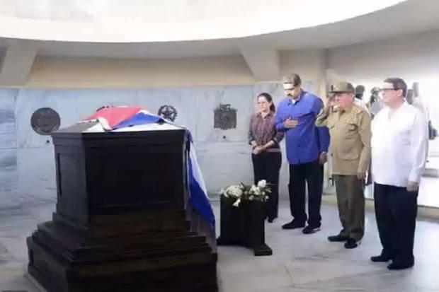 Venezuela apareció en la agenda de la relación bilateral