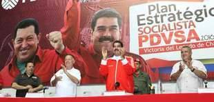 Maduro dice que utilidades se cancelarán sobre la base de nuevo salario