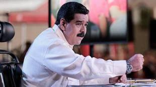 Maduro asumió la situación e irá a la mesa de diálogo