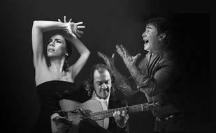 'Tri�ngulo de oro' pone el broche final al Ciclo de Flamenco en el Teatro de la Maestranza