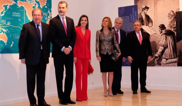 Felipe VI ensalza la 'vocación universal y solidaria' de España
