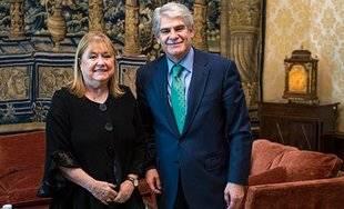 Dastis y Malcorra resaltaron el buen momento en la relación entre Argentina y España