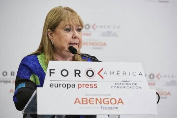 """Malcorra afirmó que la relación con España es """"central y fundamental"""""""