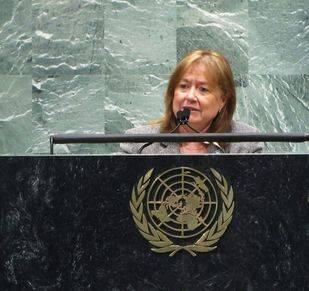 El Gobierno espa�ol concede la Gran Cruz de Isabel la Cat�lica a Susana Malcorra