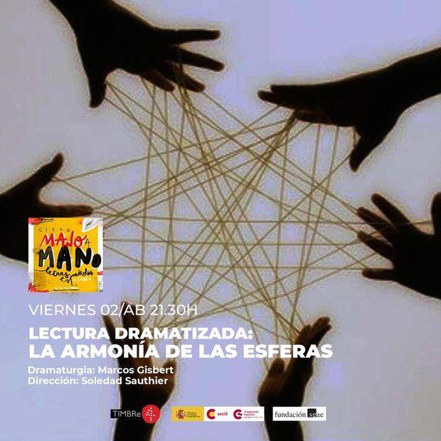 CCEBA presenta el ciclo 'Mano a mano: Letras españolas' en TeatroTimbre4