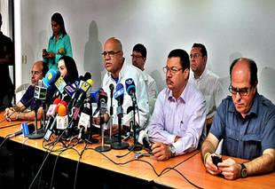 MUD marchar� por el revocatorio desde siete puntos de Caracas