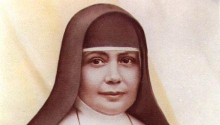 El Papa Francisco hizo santa a Nazaria March Mesa, una religiosa española que murió en Argentina en 1943