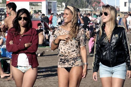Hubo récord de turistas por el fin de semana largo de Carnaval