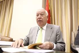 Margallo dice que su objetivo es ayudar a la reconciliaci�n nacional en Venezuela