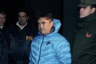 Marijuan allan� la casa que la familia Kirchner le vendi� a B�ez