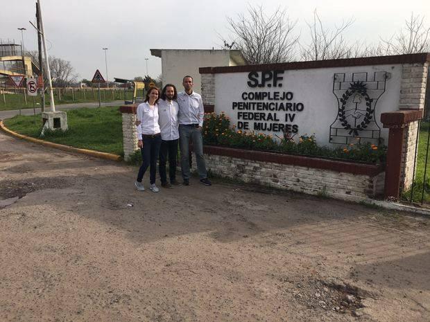 La Fundaci�n +34 y su loable tarea de preocuparse por los espa�oles detenidos en el exterior
